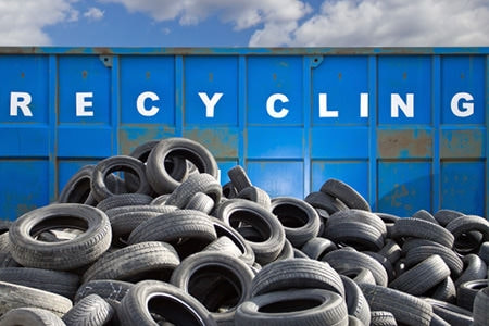 Tire Disposal Service In South Bend, IN - Junk Removal South Bend, IN
